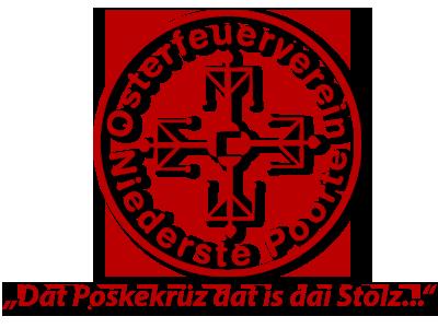 Osterfeuerverein Niederste Poorte